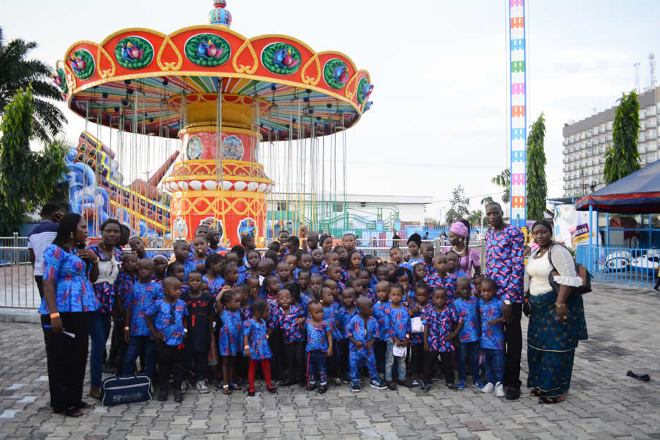 School Excursion to Garden City Amusement Park